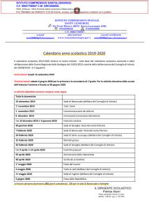 calendario-scolastico-2019-2010